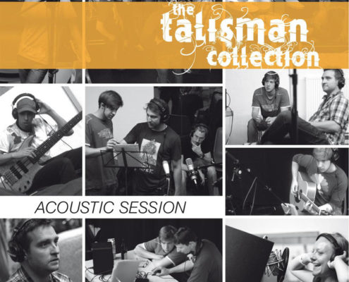 cd cover Talisman collection