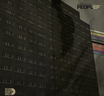 People EP Scheibsta Cover