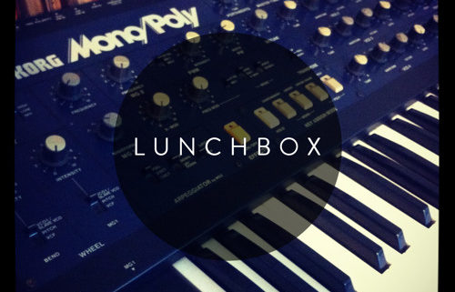 Lunch Box EP Cover