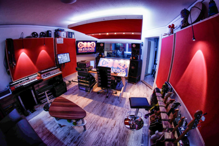 Controll Room Overview