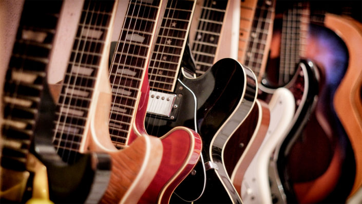Guitars & Guitars :)