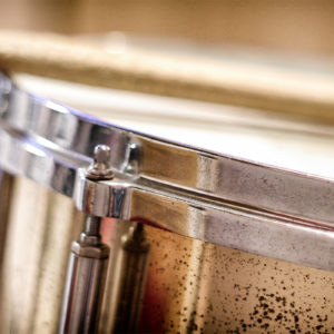 Sonor Free Floating Brass Snare