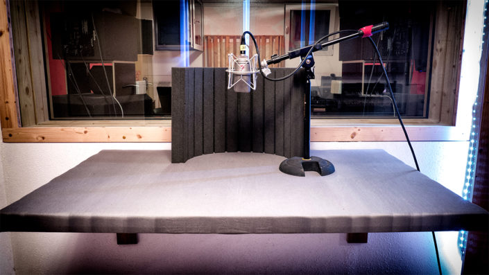 Neumann TLM103, Recording Table