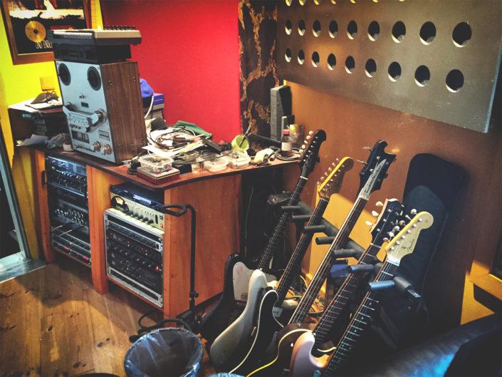 Tape Machine Vintage Guitars Gear