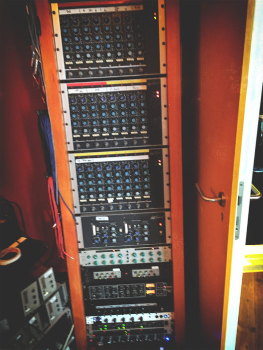 Neve Preamps Selig Studio