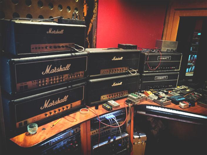 Guitar Amps Marshall Hiwatt