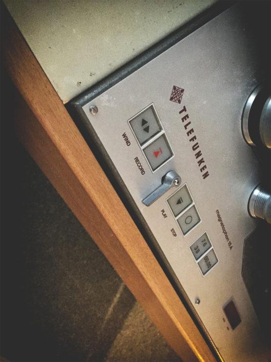 Vintage gear Studio Kraftclub Selig