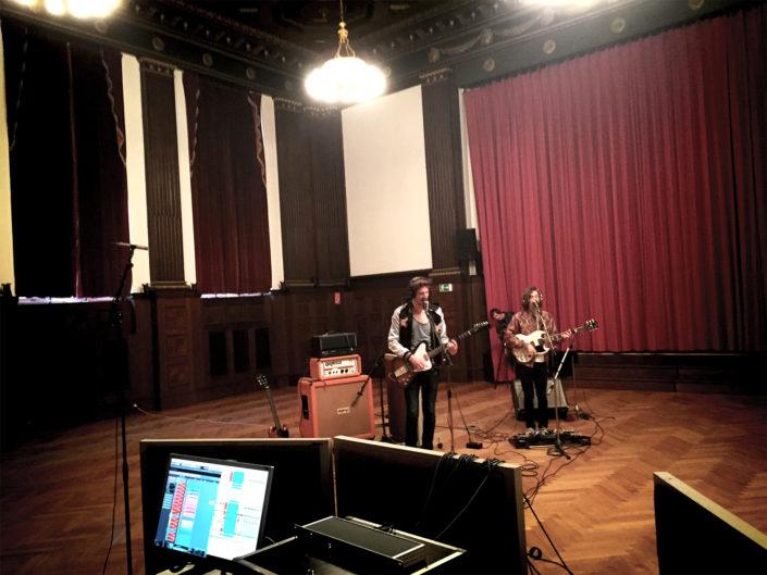 Live Recording Hansa Studios KK-Studios Meistersaal