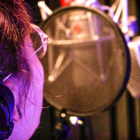 Recording Vocals