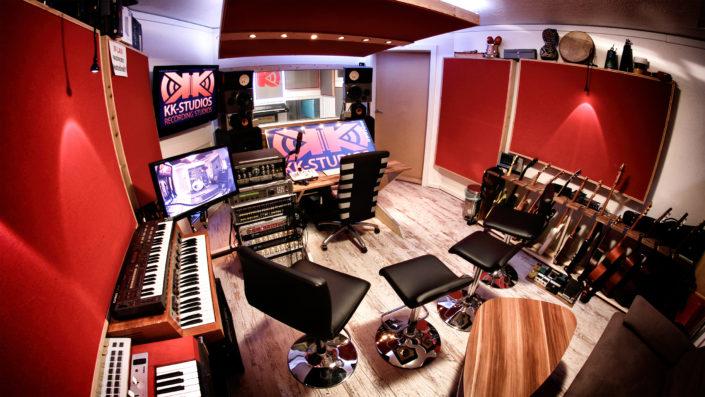 Control Room KK-Studios