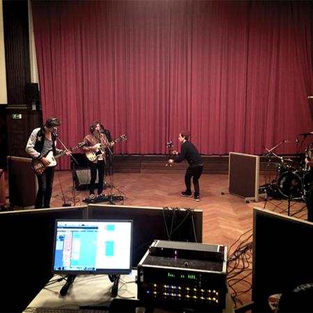 Band Recording Workshop