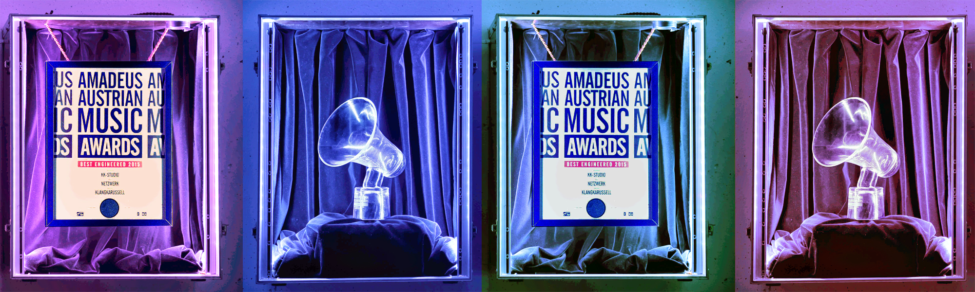 Amadeus Music Award Winner